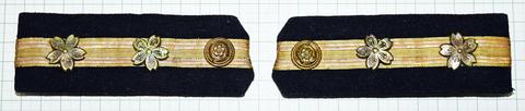 海軍肩章 中尉 後期型