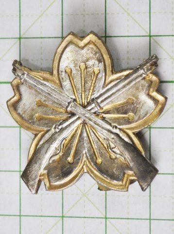 陸軍小銃第一種徽章
