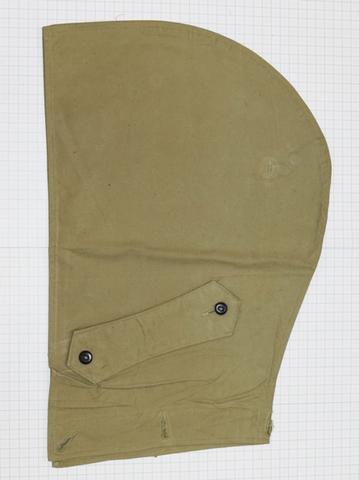 陸軍 雨衣頭巾