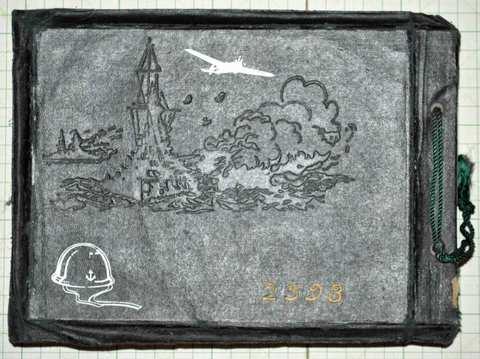 四等水兵修業記念写真帳 13年1月