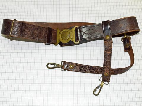海軍警査 刀帯