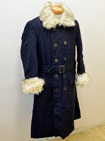 海軍防寒外套 官給品