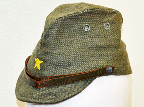 陸軍略帽 官給品