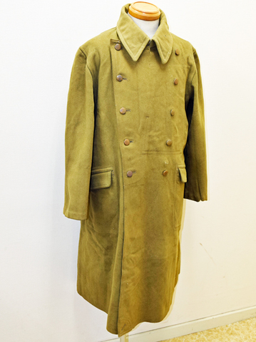 四五式外套 官給折襟