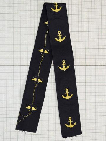 海軍二等兵臂章 9連