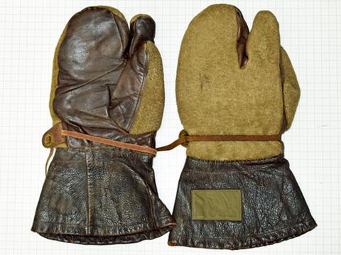 海軍官給防寒手袋