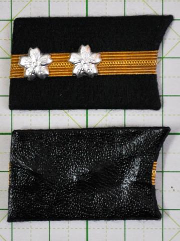 海軍襟章 中尉 複製