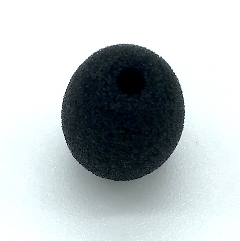 SP-OPIN-BK01S小型高感度黒ピンマイク専用スポンジ