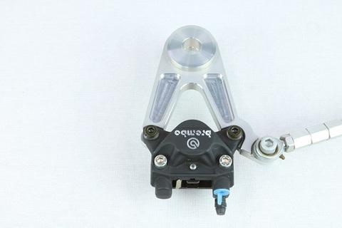 ブレンボカニ用240mmローター用キャリパーサポートKIT