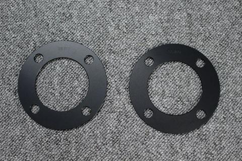 Z4穴ホイール用2mmスペーサー