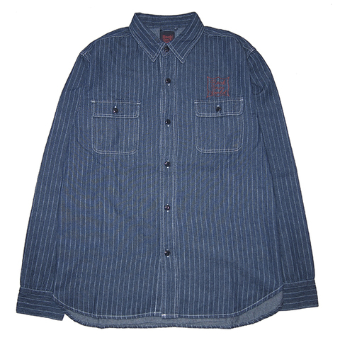 ROCK ONE'S WORLD ロックワンズワールド ROW DENIM SHIRTS