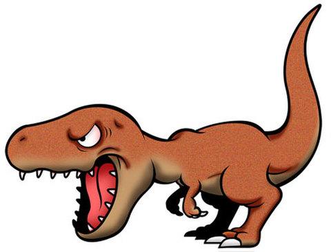 ★ティラノサウルス★DIN-003