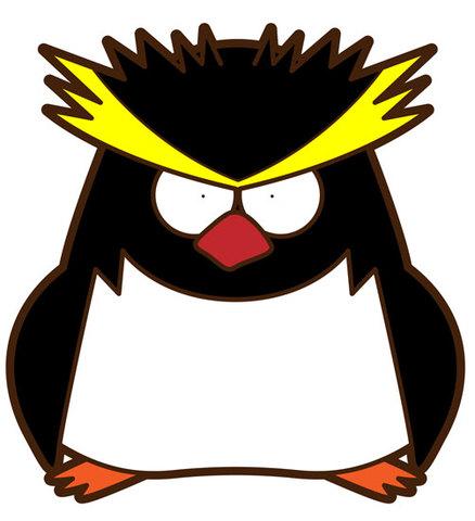 ★イワトビペンギン★BIR-025