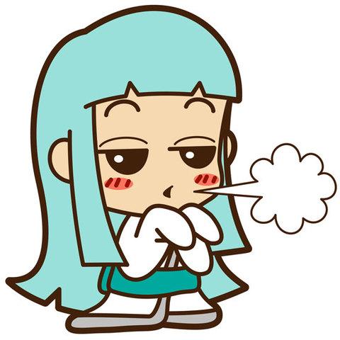 ★雪女ちゃん★MAL-002