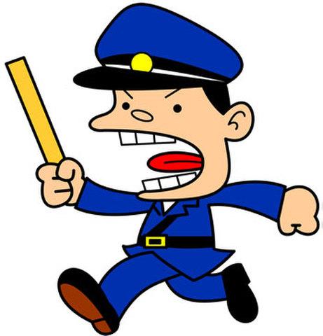 ★警察官★JST-040