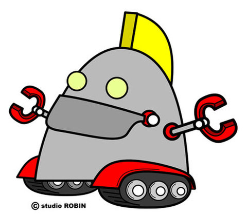 ★ロボット04★ROB-004