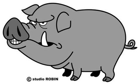 ★猪豚★PIG-012