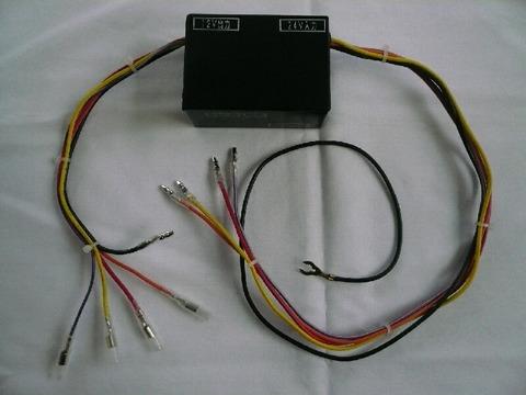 ボルトチェンジャー VCD-2412 (カーナビ専用DC-DCコンバーター)