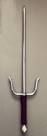 ◆ 釵 其の参 ◆  1本  琉球古武道