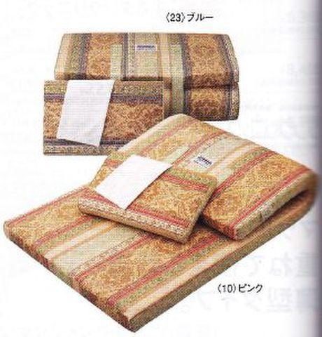 西川のムアツ布団 【レギュラー80】 シングルサイズW-20910