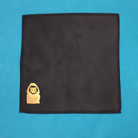 例の布(手が拭けるタイプ)