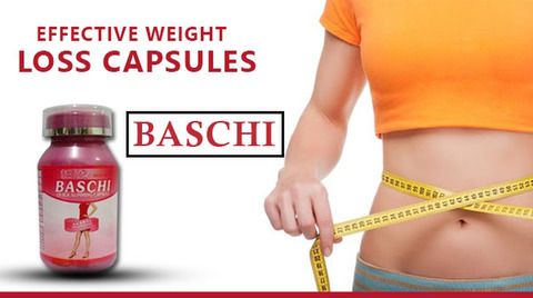 BASCHI Quick slimming capsule pink x 2個 しっかり痩せて副作用が少ないダイエットサプリです