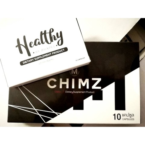 Chimz dietary supplement 1+1   各3セット(3個購入で小箱を3個プレゼント)