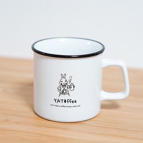 YATOffee(やとっふぃー) マグカップ