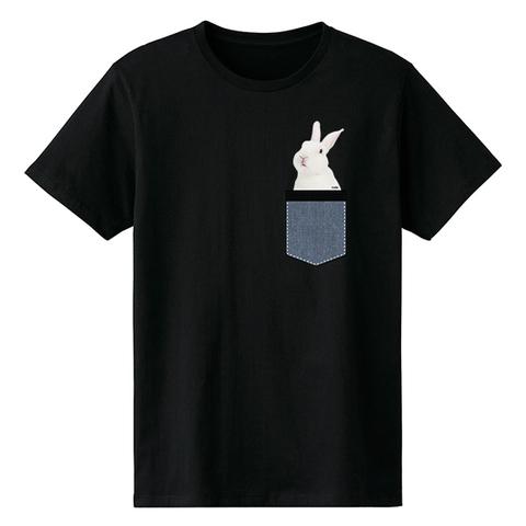 【即納可能】うさポケin弥兎 半袖Tシャツ