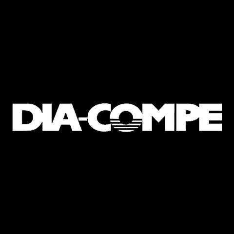 DIA-COMPE キャリパーブレーキ後付用アルミプレート2枚セット:銀