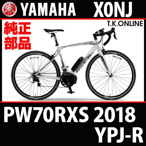 YAMAHA YPJ-R 2018 PW70RXS X0NJ マグネットコンプリート+ホルダ