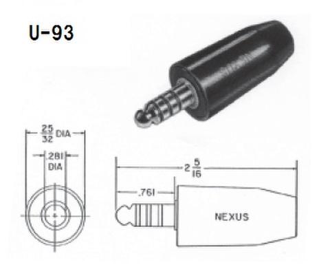 U-93A/U