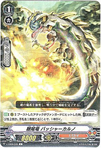 鞭尾竜 バッシャーカルノ C VEB09/039(たちかぜ)