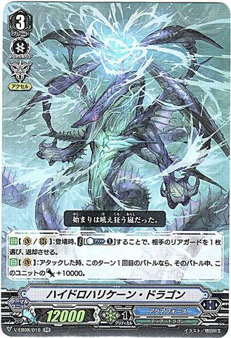 ハイドロハリケーン・ドラゴン RR VEB08/016(アクアフォース)