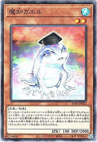 魔知ガエル (N/R)3_水2