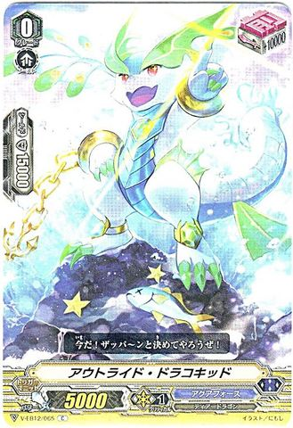 アウトライド・ドラコキッド C VEB12/065(アクアフォース)