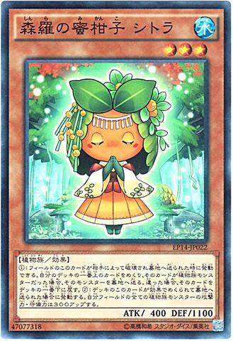 [N] 森羅の蜜柑子 シトラ (3_水3/-)