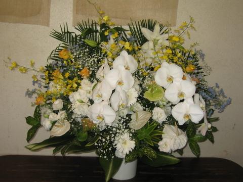 cs-400 葬儀生花[お悔やみのお花](ご供花)