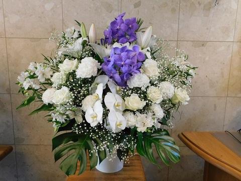 cs-200 葬儀生花[お悔やみのお花](ご供花)