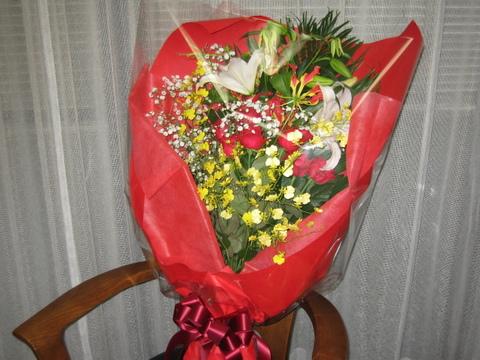 b-1001 花束