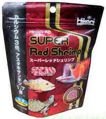 キョーリン ひかりFDスーパーレッドシュリンプ 35g