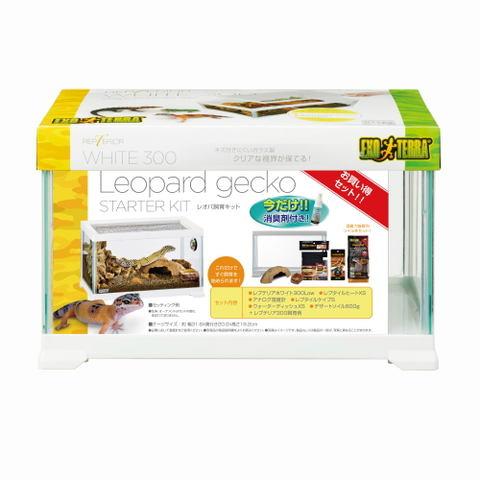 【取り寄せ】GEXレプテリア レオパ飼育キット