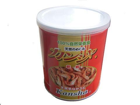 カンシャ 缶 80g