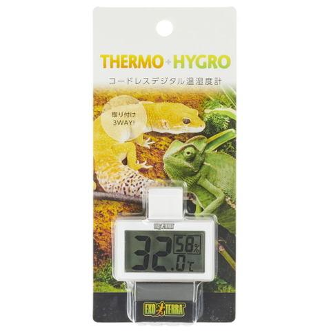 【お取り寄せ】ジェックス コードレスデジタル温湿度計