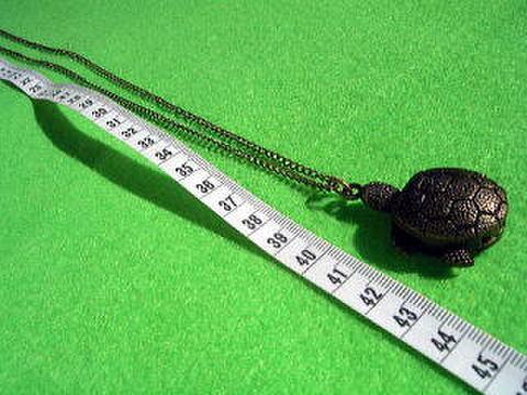 (高め設定)お気持ち協力[安いのは別ベージ]ネックレス亀時計