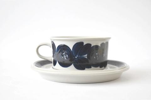 ARABIA / anemone / ティーカップ&ソーサ