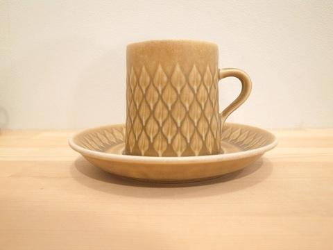 B&G / relief / コーヒーカップ&ソーサ