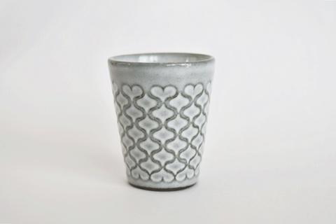 cordial / B&G グレイ エッグカップ