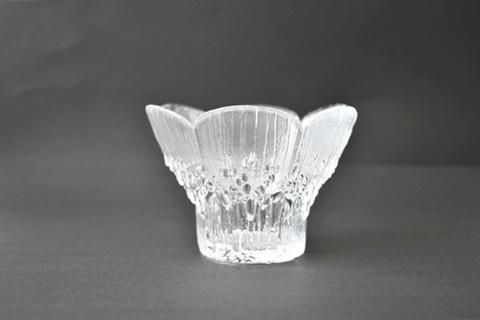 lasisepat / ガラスのキャンドルホルダー