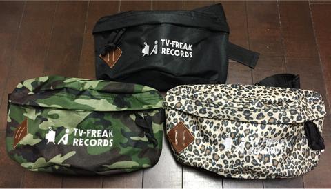 TV-FREAK One Shoulder Bag